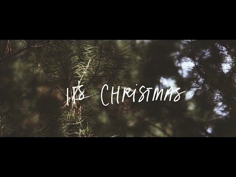 It's Christmas | Official Lyric Video Mp3