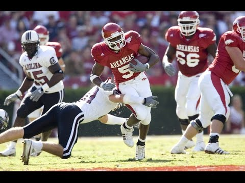 Classical Tailback #30 - Darren McFadden & Co. Arkansas Highlights