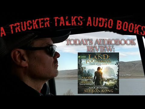 The Land: Founding Audiobook by Aleron Kong [Free Download]