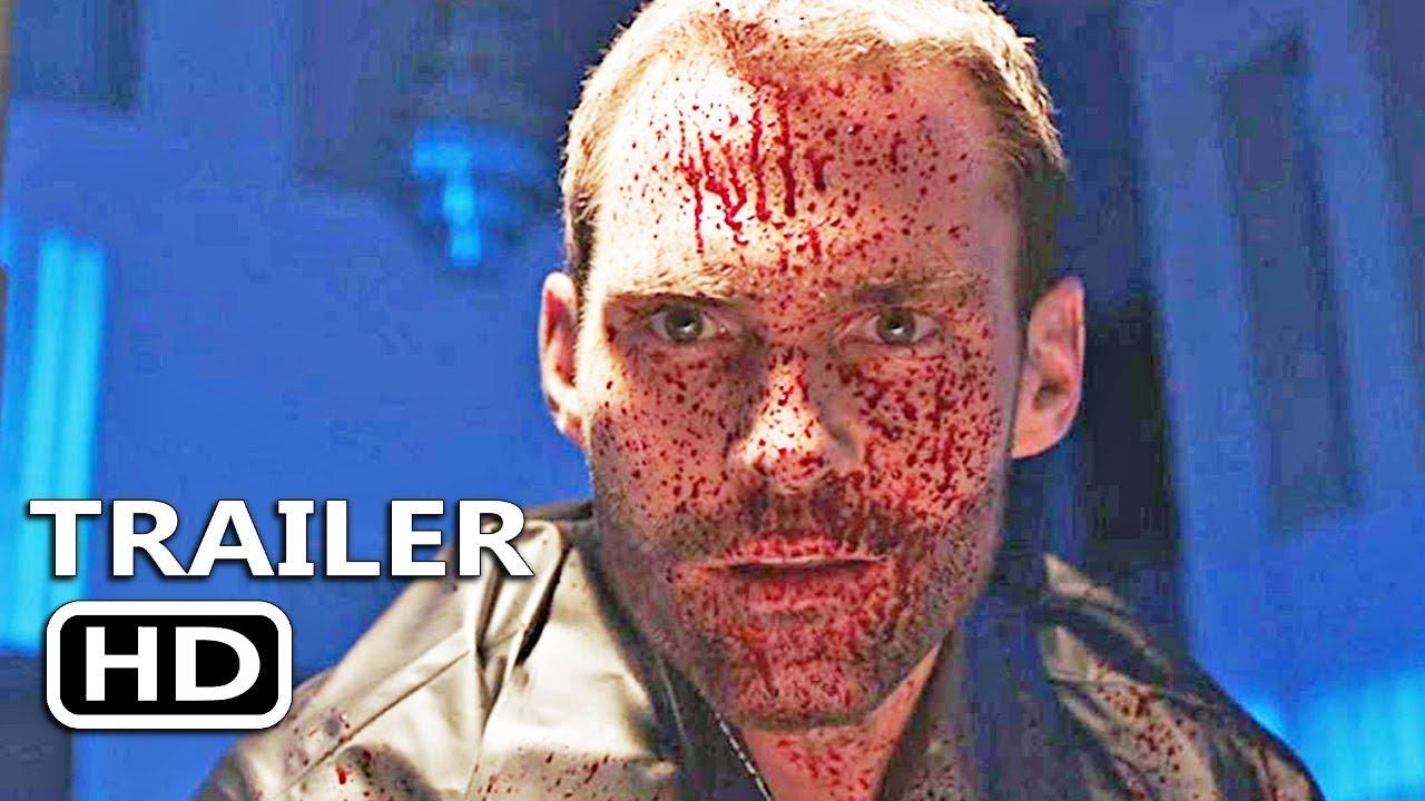 BLOODLINE Official Trailer (2019) Seann William Scott, Horror Movie