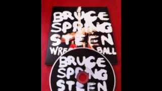 Shackled and down (lyrics-text) - Wrecking Ball album 2012- track 3 - Bruce Springsteen