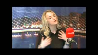Harry Potter star Evanna Lynch on the Pat Kenny Show