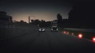 Volvo: Volvo Trucks - Teaser: Volvo Trucks vs Koenigsegg