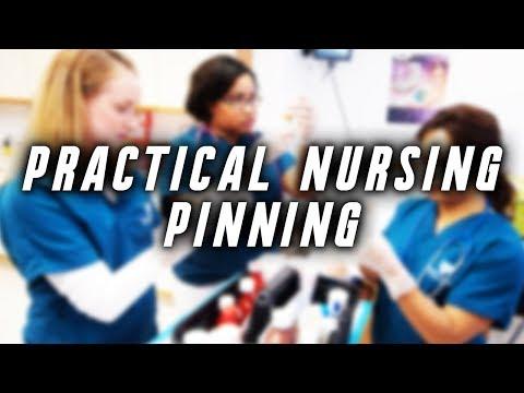 Practical Nursing Pinning 2018
