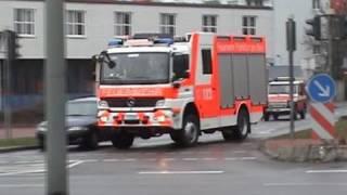 Special video - Unfall mit Löschfahrzeug / Accident with fire truck