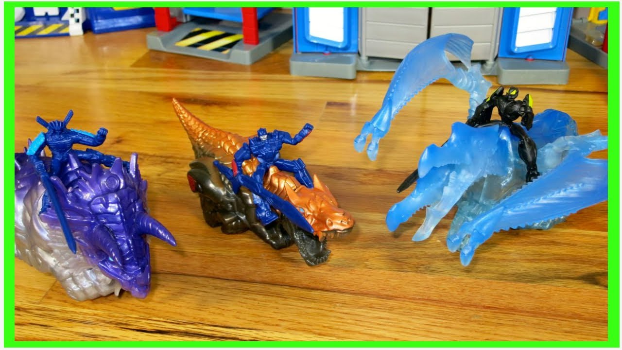Transformers Dino Sparkers Optimus Prime /& Grimlock New!!!