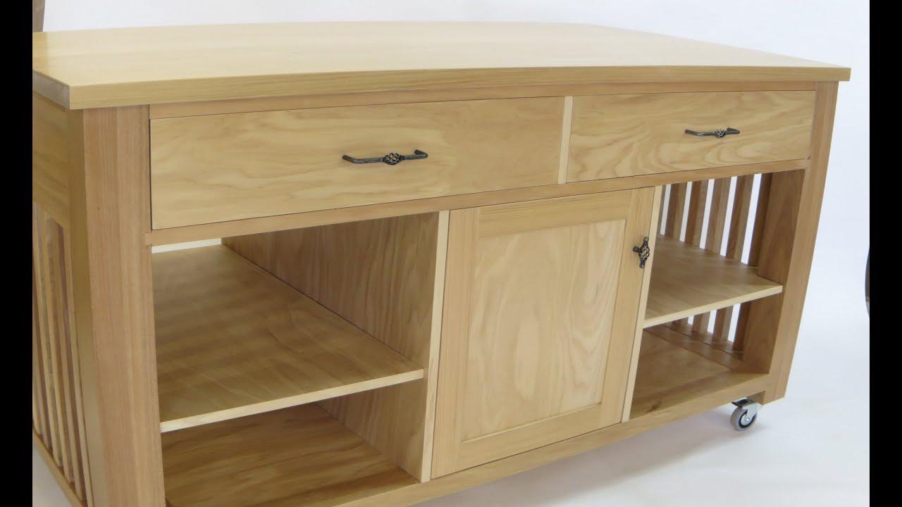 mobile island kitchen vinyl flooring youtube