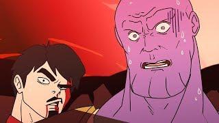 The Strongest Avenger (Marvel Animation)