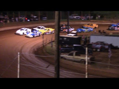 Winder Barrow Speedway Stock 4 Cylinders A's Feature Race 8/31/19