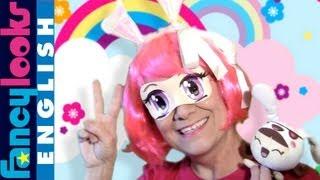 Anime eyes mask DIY