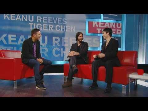 The Philosophy Of Tai Chi: Tiger Chen And Keanu Reeves