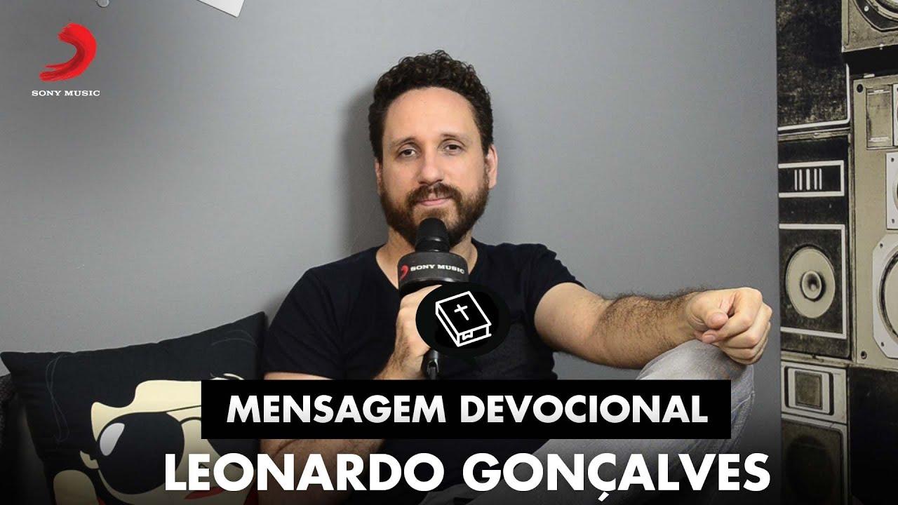 Mensagem Devocional - Leonardo Gonçalves