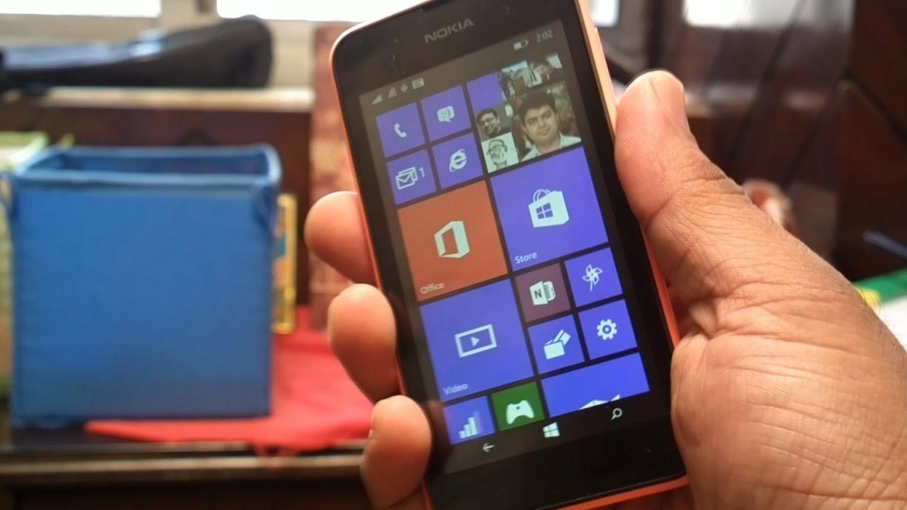 How To Factory Reset Nokia Lumia 530 - YouTube