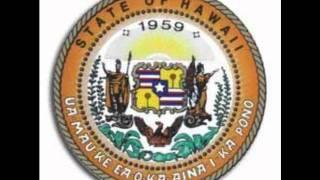 """Makaha Sons """" Kaulana Na Pua """" Na Pua O Hawai"""