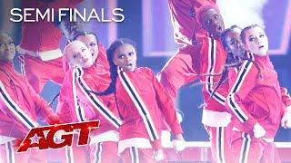 UNBELIEVABLE Dance Crew Chapkidz Performs to