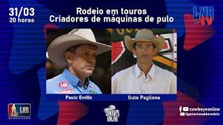 Programa LNR TV 31/03/2021 -Rodeio em touros - Criadores de máquinas de pulos