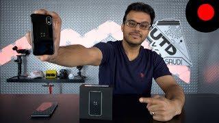 هاتف ذكي بحجم كف اليد !  PALM Smartphone
