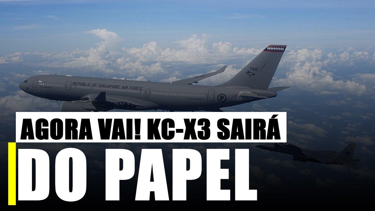 CONFIRMADO! Agora vai! FAB irá adquirir 2 aviões de longo alcance.