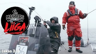 Murskaavan tehokas LIVE-kalastustekniikka