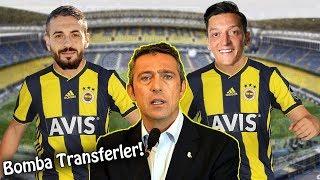 Ali Koç'tan Yıldız Transferler   Fenerbahçe Transfer Haberleri & Gündemi 2019