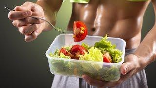 Вкусный овощной салат с моцареллой и кедровыми орешками. Вкусная еда