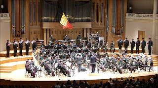 Royal Symphonic Band of the Belgian Guides, Intro