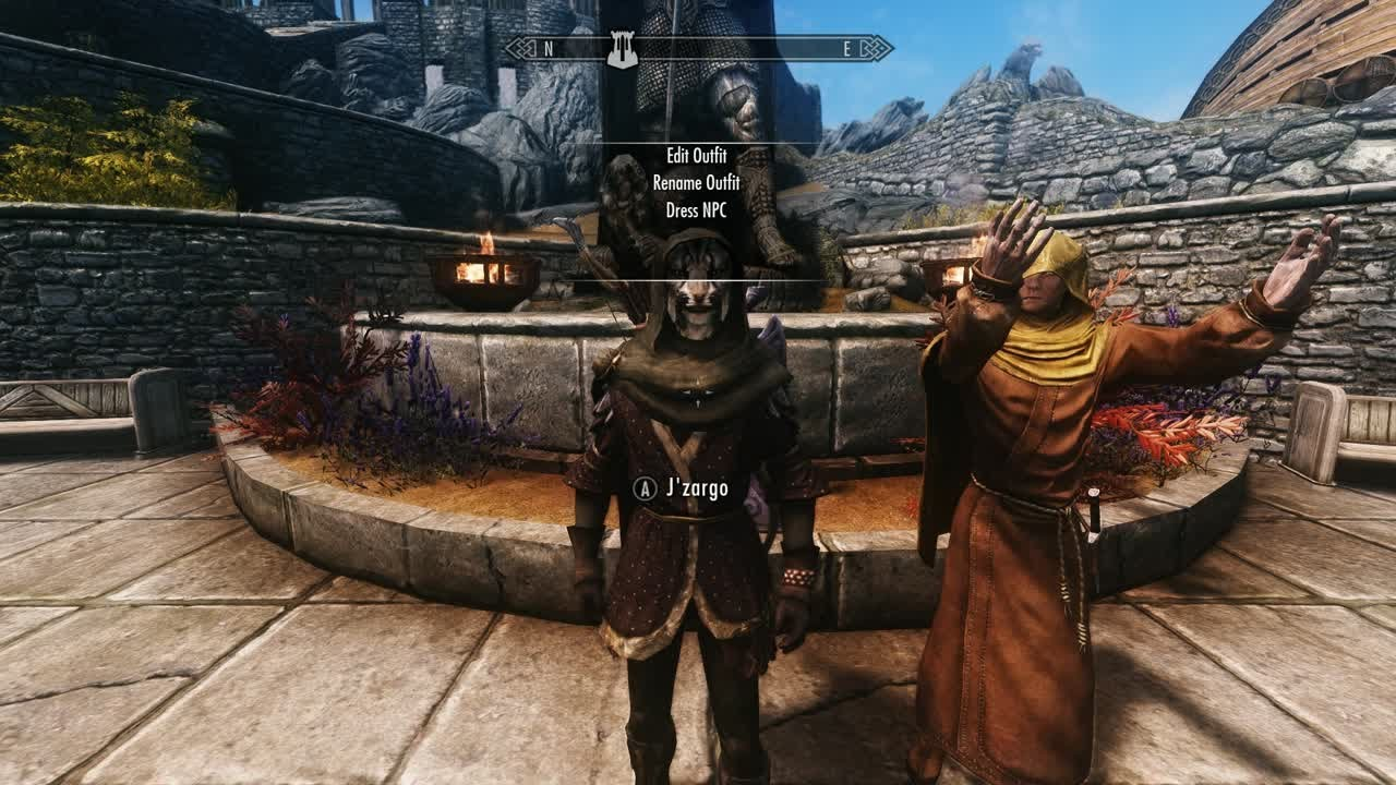 Dress up games come to Tamriel thanks to this Skyrim mod