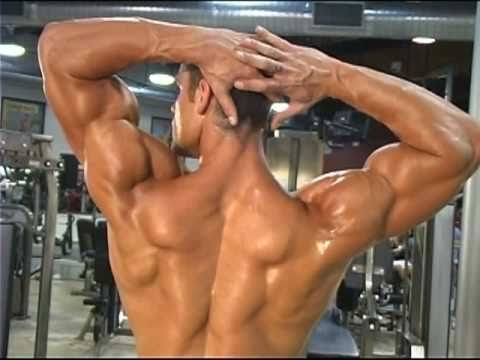 Brian Wade  Side Laterals Bodybuilding