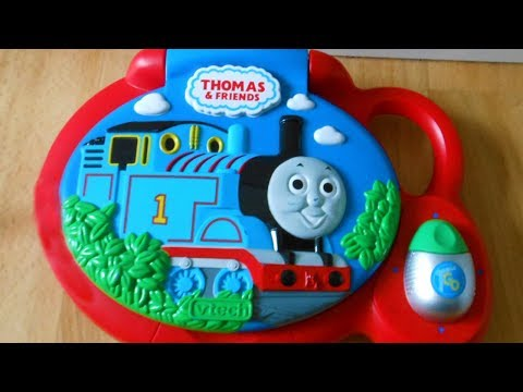 VTech Thomas & Friends Train Childs Learning Laptop ...