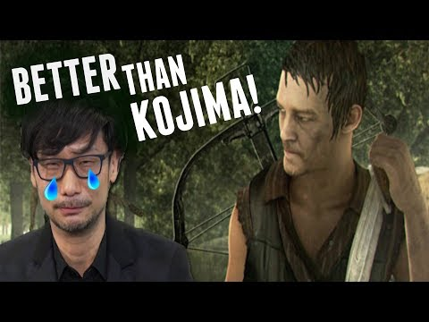 THIS game is BETTER than Death Stranding! |