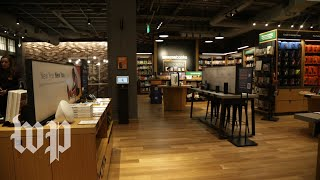 Amazon opens first D.C. store