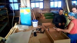 видео Изготовление шкафов