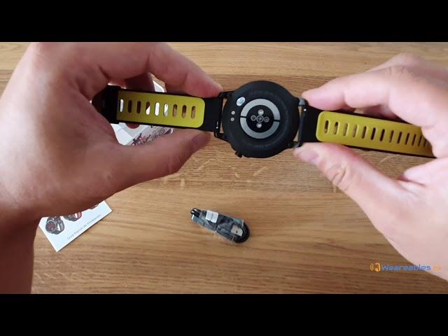 Leotec Smartwatch MultiSport ECG Complete