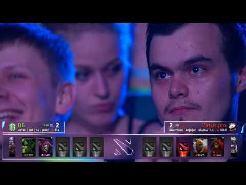 The Kiev Major | Grand Final | OG vs Virtus.pro | Game 5