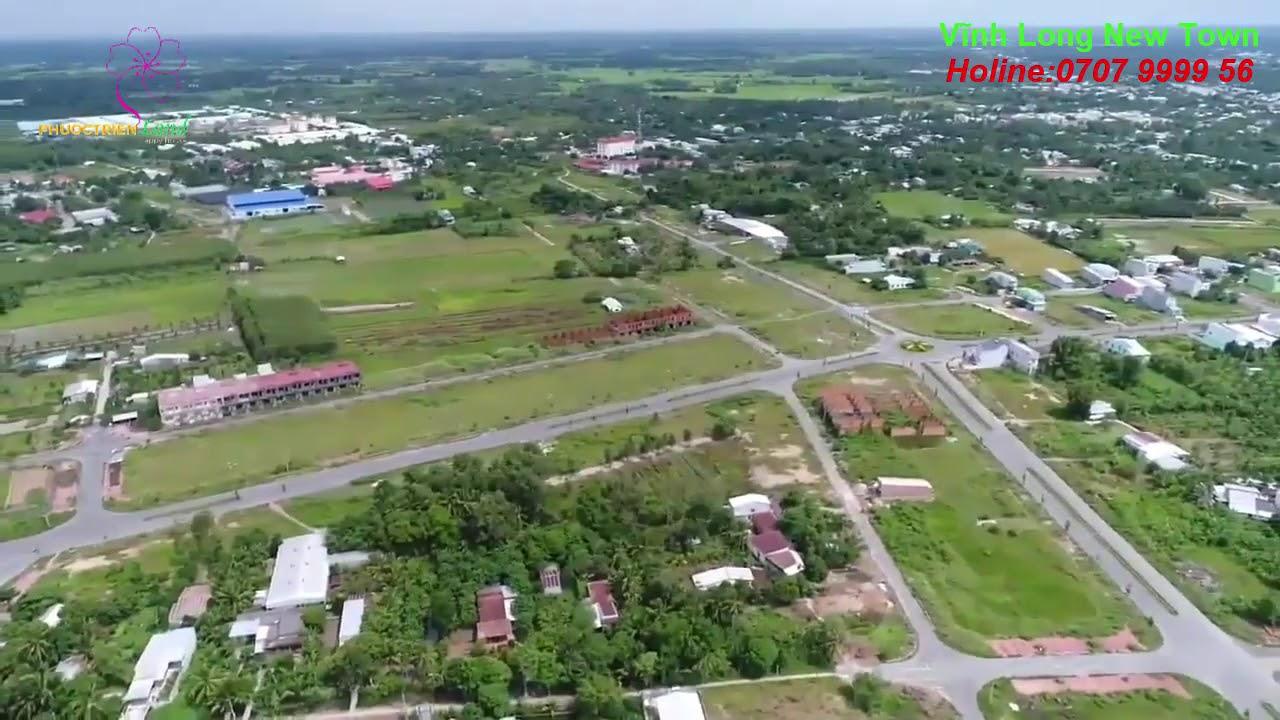 Đất Nền Sổ Đỏ Phường 5 Vĩnh Long- 0707999956
