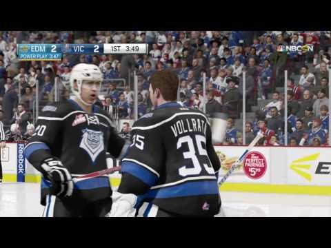 NHL 17 Edmonton Oil Kings Vs Victoria Royals