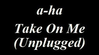 a-ha---take-on-me-unplugged-instrumental-track