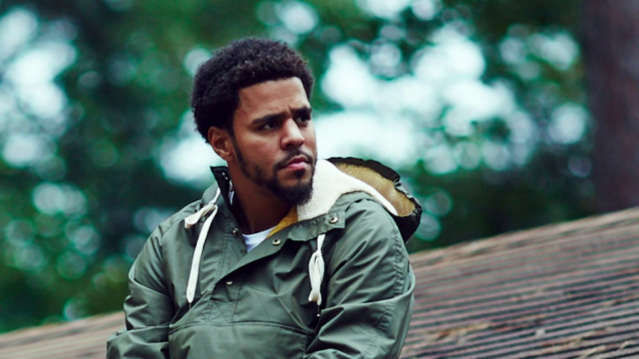 J Cole Eyebrows J Cole - All On...
