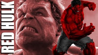 Avengers 4 RED HULK confirmed by Infinity War for Phase 4?