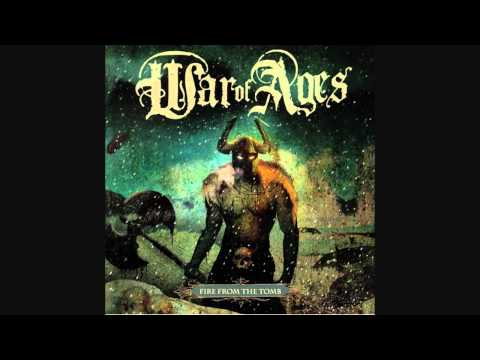 (HD w/ Lyrics) Battle On - War of Ages - Fire From The Tomb