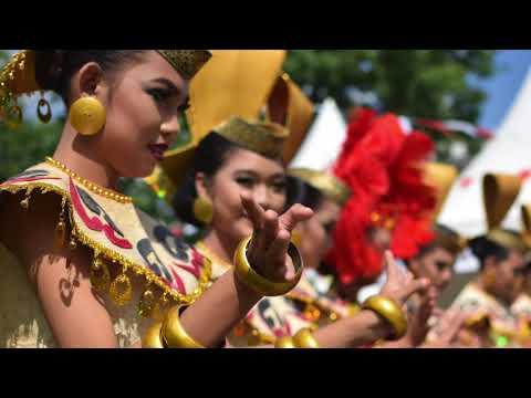 Festival Indonesia Moskow 2017