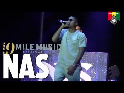 NAS  at  9 Mile Music Festival 2016