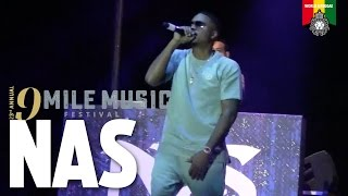 NAS Live at  9 Mile Music Festival 2016