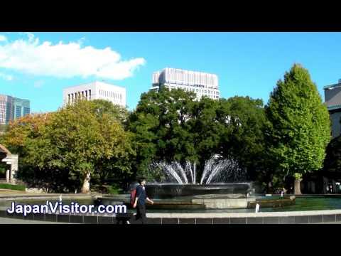 Hibiya Park Tokyo - an Elegant Urban Oasis
