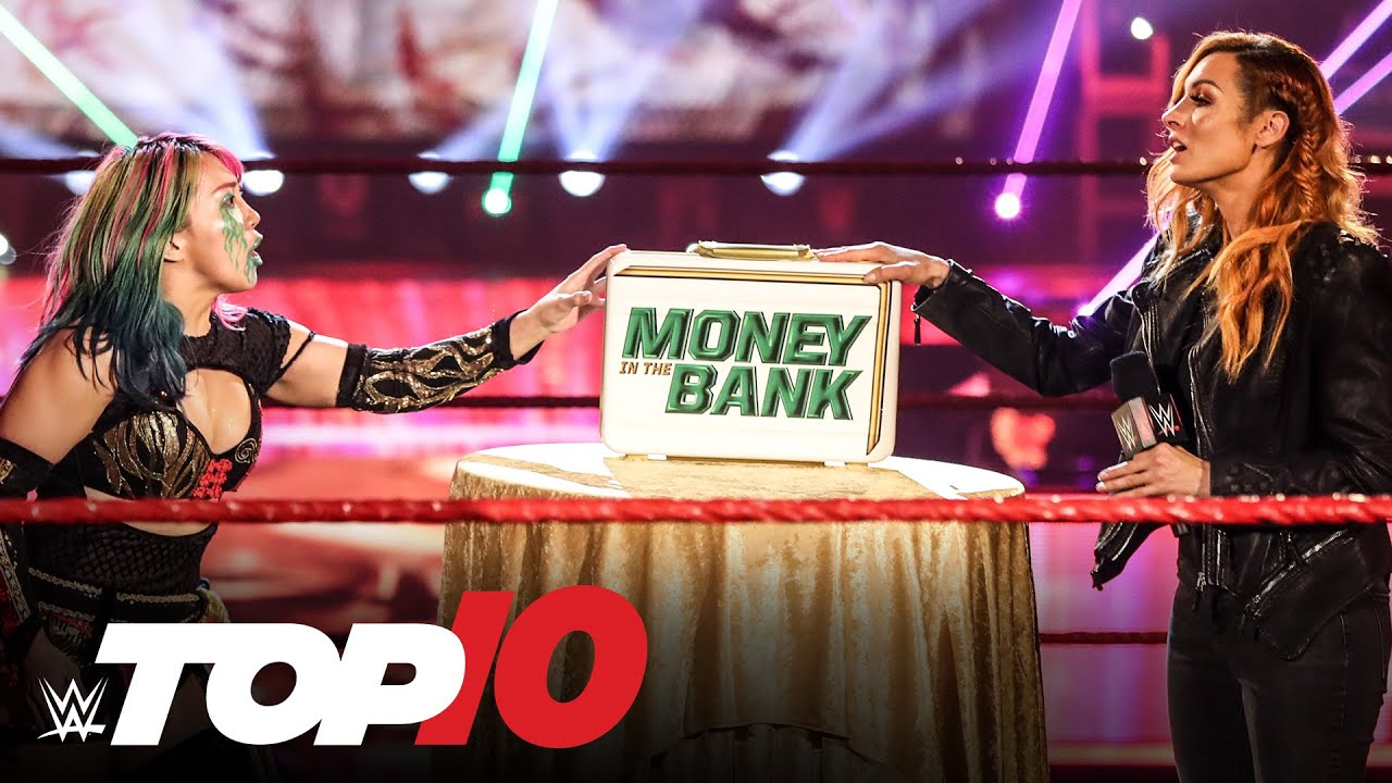 Top 10 Raw moments: WWE Top 10, May 11, 2020