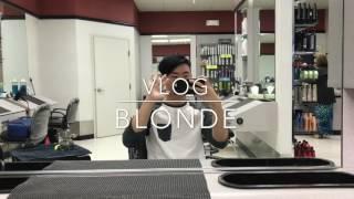 vlog | going blonde | Henry Chen