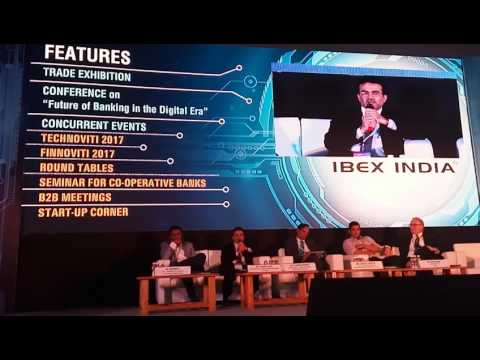 IBEX India 2017 - Emerging trends in digital payments (Panel Discussion)