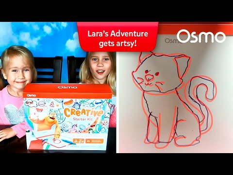 Creative Starter Kit x Lara's Adventure Channel
