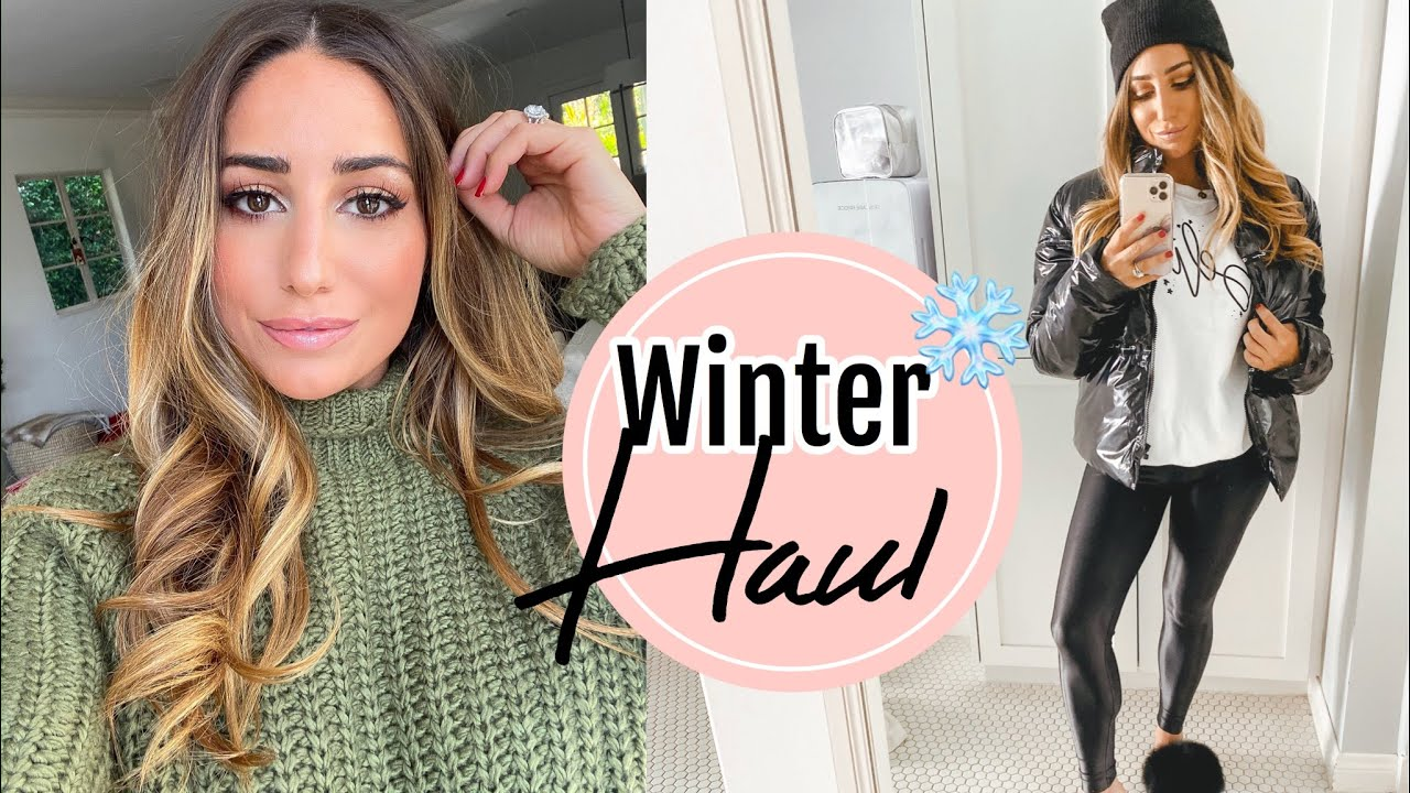 [VIDEO] - FALL/WINTER FASHION TRENDS/HUGE HAUL 2019 2