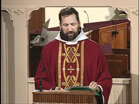 Homilia 20 de sept 2011 - P Mark - San Andres Dung-Lac presbitero martir y companeros martires